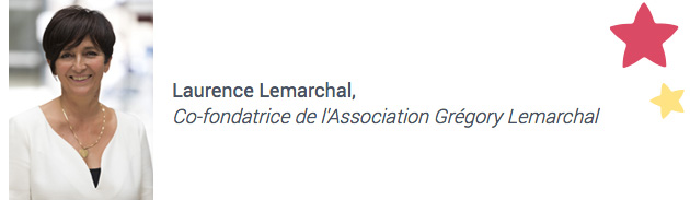 footer signature Laurence Lemarchal